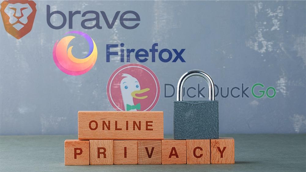 navegadores internet estandares privacidad usuarios