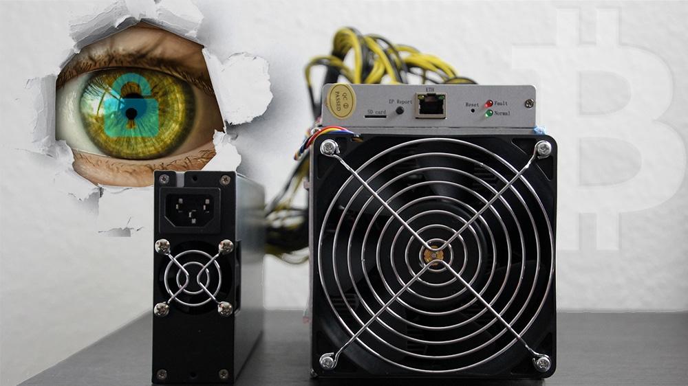 privacidad anonimato mineros criptomonedas bitcoin