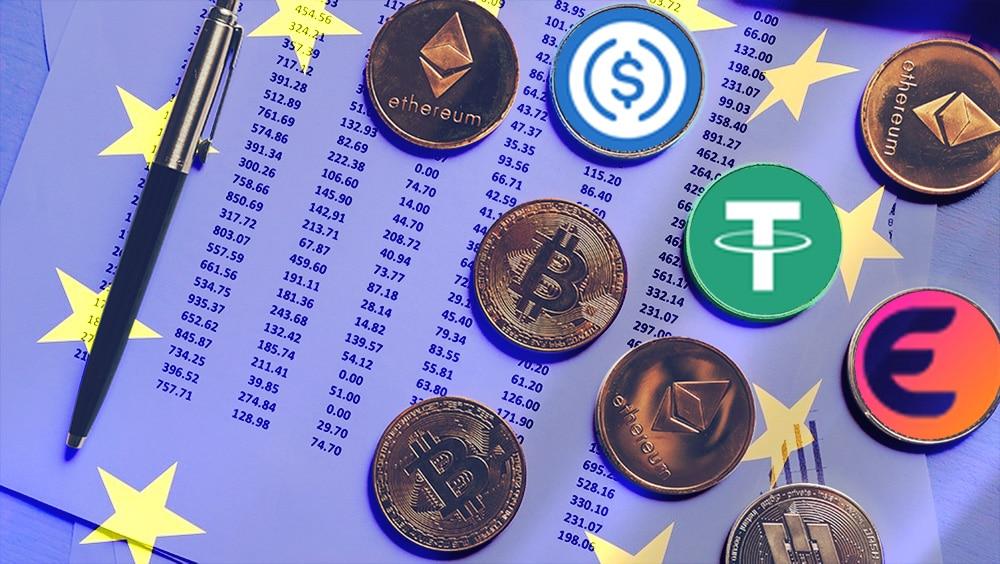 regulación stablecoins criptomonedas criptoactivos Europa