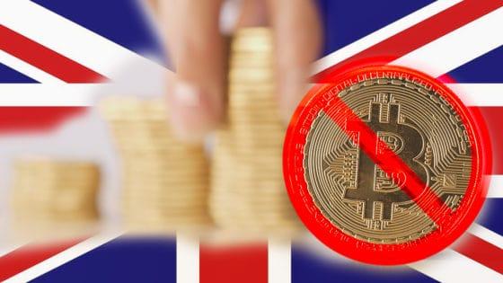 Regulador de Reino Unido prohíbe la inversión en derivados de Bitcoin a minoristas
