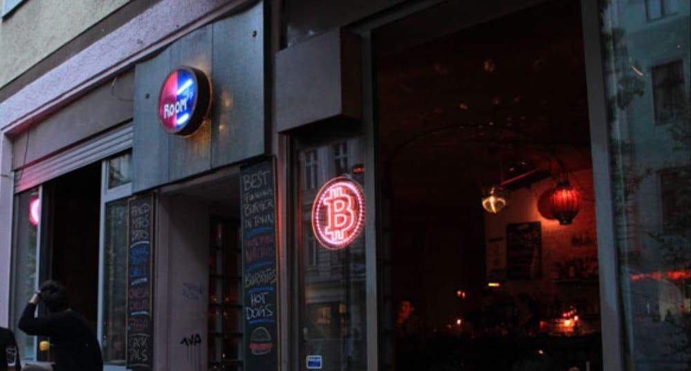 room77 berlin bitcoin criptomonedas bar alemania