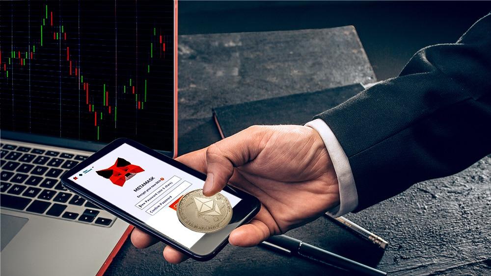 monedero digital metamask usuarios mercado Defi