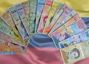 gobierno venezuela moneda nacional bolivares