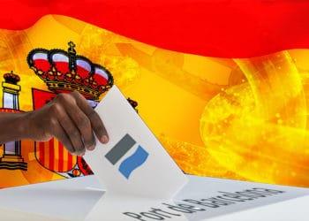 votaciones sindicales Barcelona España blockchain