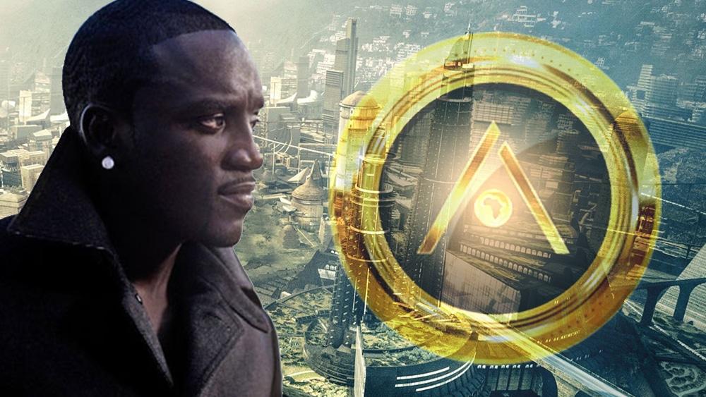 Akon City blockchain visión futurista