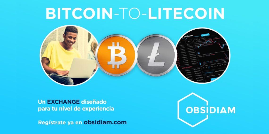 Exchange Obsidiam para el mercado latino