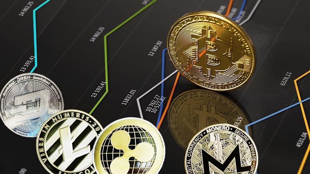 BTC monedas dash litecoin ripple