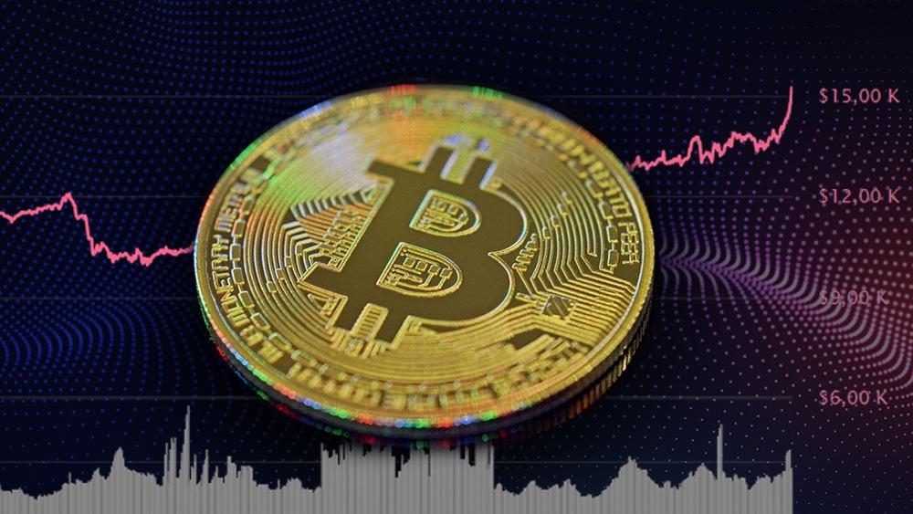 BTC ascenso valor criptomoneda