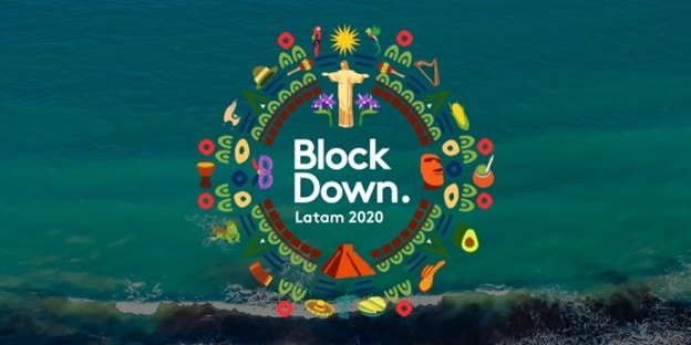 Evento online BlockDown Latam