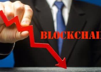Blockchain Mercado Perdidas 2800 millones de dolares