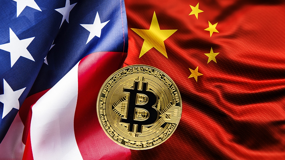 bitcoin China dominio mercado