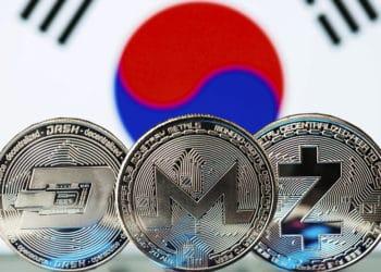 Monedas privadas ilicitas Corea Sur