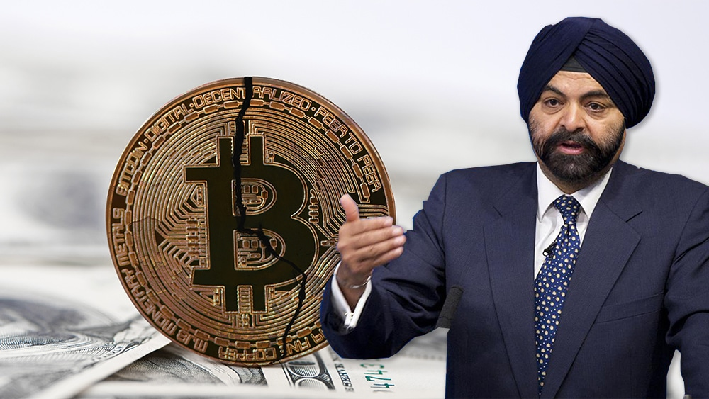 monedas digitales bancos centrales bitcoin Mastercard