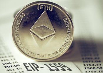 comisiones transacciones ethereum desarrolladores EIP 1559