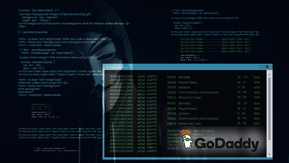 Hacker comprometer informacion data