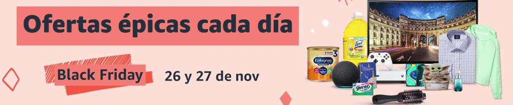 compras viernes negro Amazon