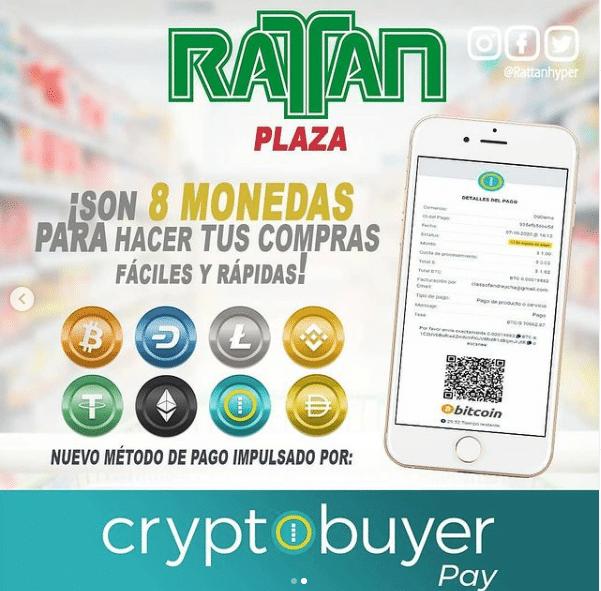 pago criptomonedas bitcoin compras mercados venezuela