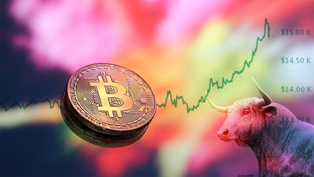 aumento precio bitcoin corrida alcista