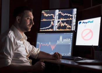 trading acceso bloqueado dinero
