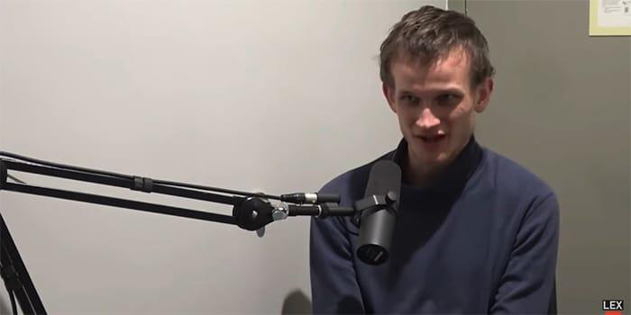 entrevista podcast dinero vitalik buterin