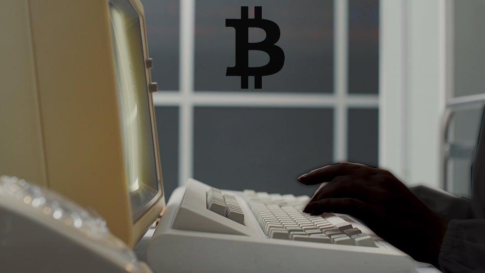 BTC historia nombre blockchain