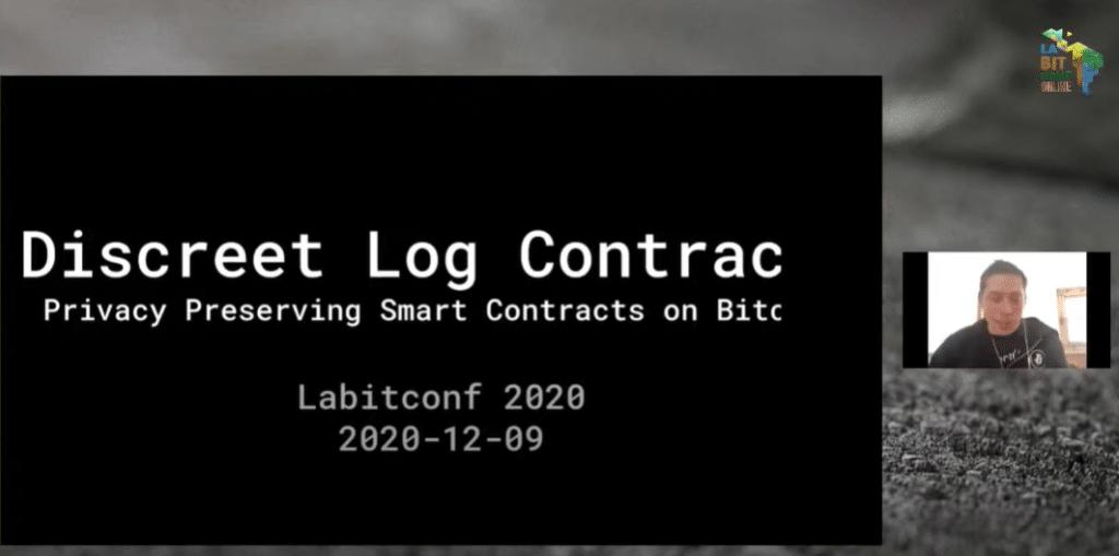 Investigador de LaBitconf Tadge Dryja