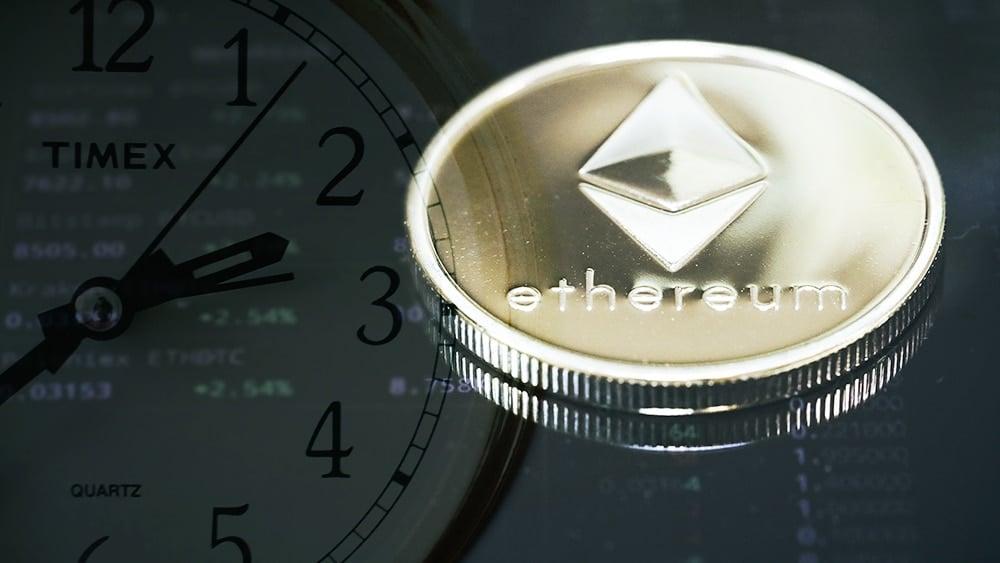 ETH blockchain sistema bloques