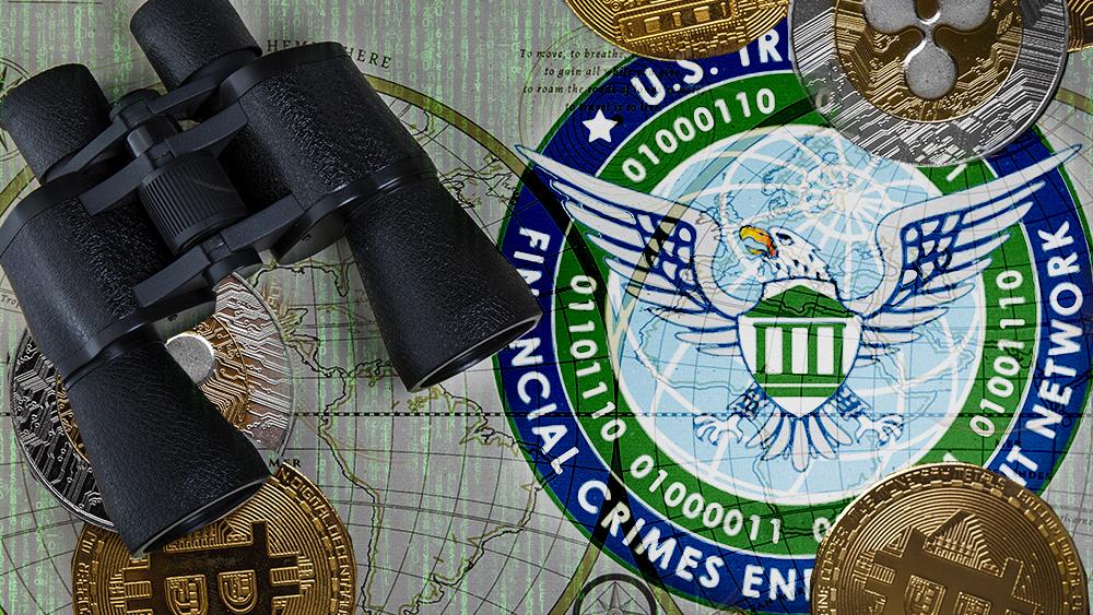 vigilancia privaidad criptomonedas FinCEN