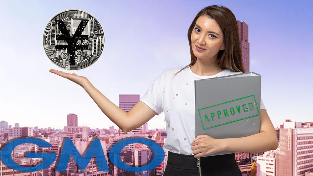 stablecoin yen dolar GMO nueva york