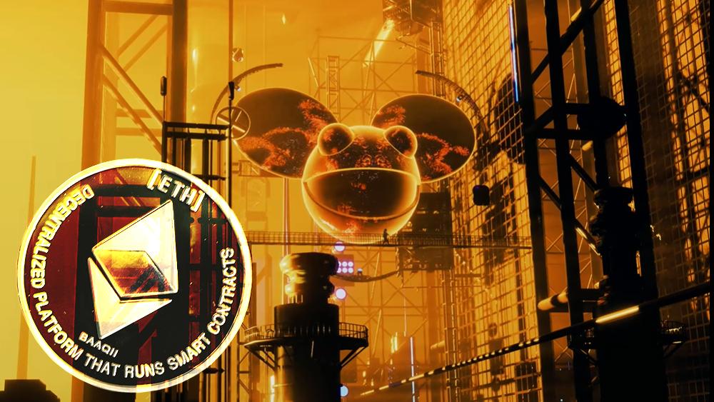 ETH Deadmau5 criptocoleccionable artistas