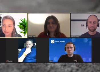 Participantes del foro sobre privacidad digital. Fuente: LaBitConf.