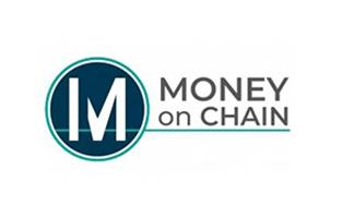 Logo stablecoin money on chain Defi