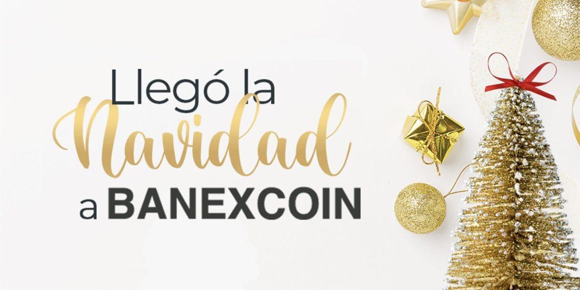 Navidad Banexcoin con promociones y bonos