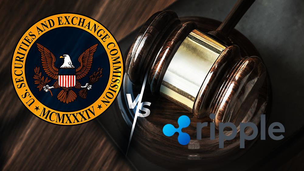 justicia XRP ventas criptomonedas