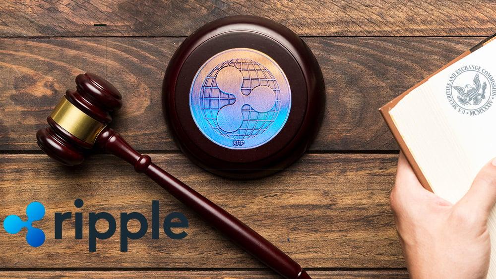 venta XRP judicial EE. UU.