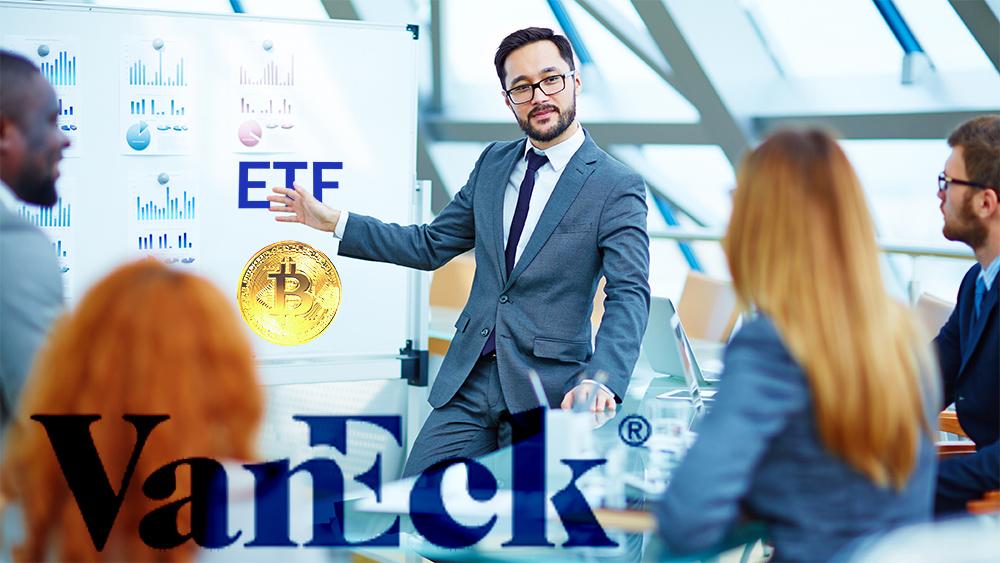 propuesta ETF bitcoin vaneck SEC