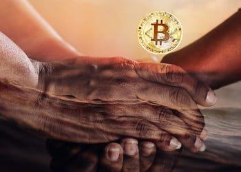 BTC humanitaria conocimiento blockchain