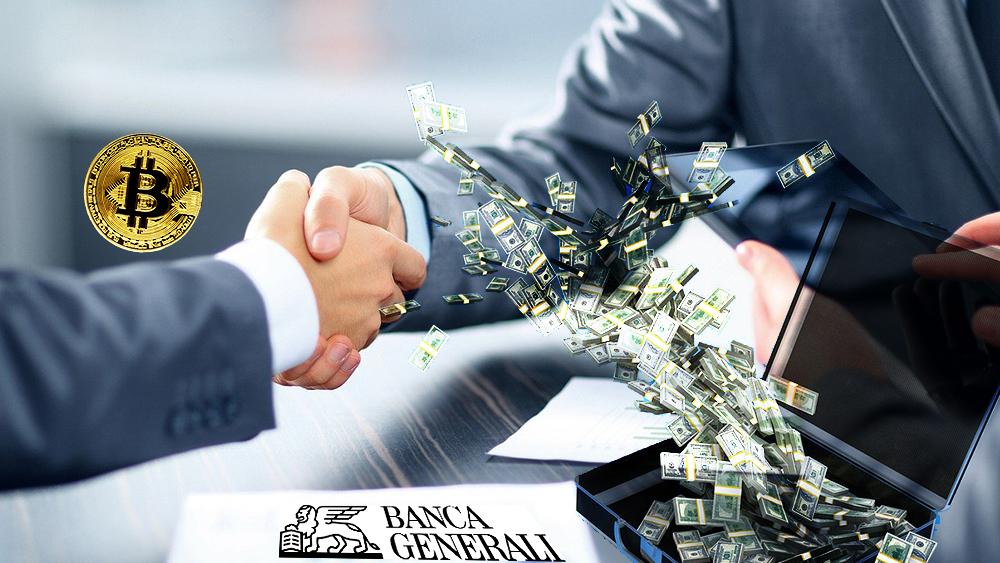 criptomonedas intercambio fondo banco