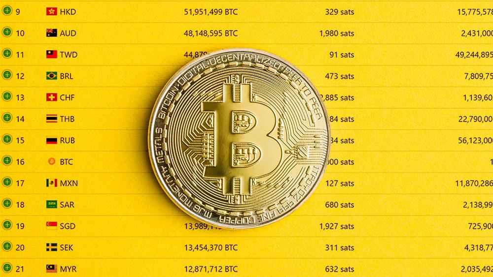 nuevas criptomonedas 2021 cual es el valor de mercado del bitcoin