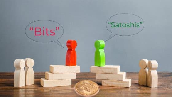 Adam Back revive el debate: ¿bits o sats para los montos bajos de bitcoin?