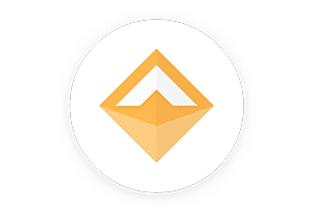 Logo stablecoin DAI ethereum Defi