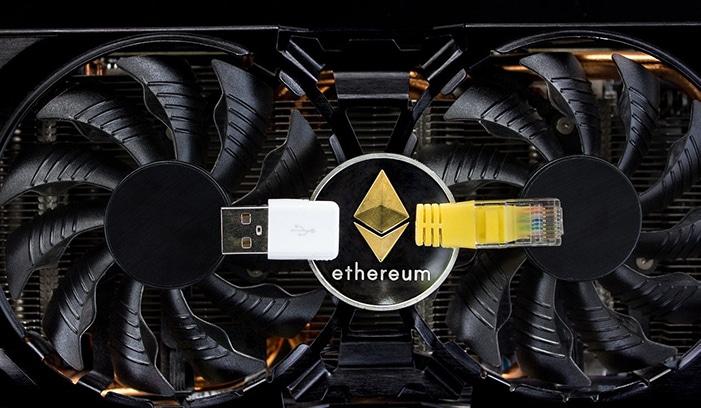 mineros ethereum