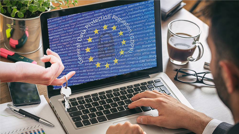 regulación cifrado datos privacidad Europa