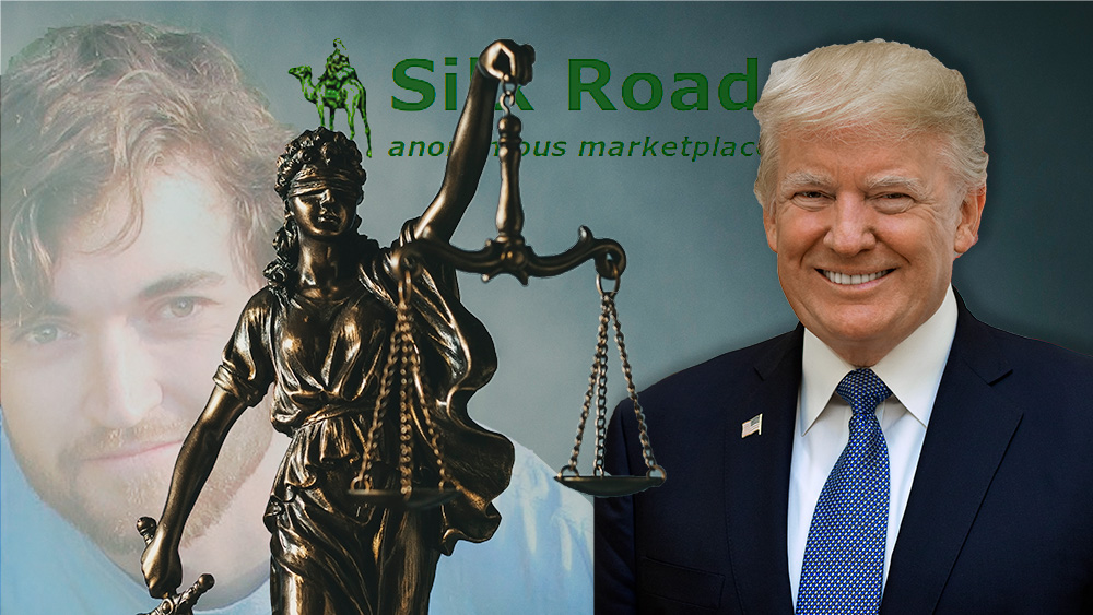 condena Ross Ulbricht silk road Donald Trump