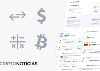 Precios Calculadora Bitcoin Ethereum Moneda Nacional CriptoNoticias