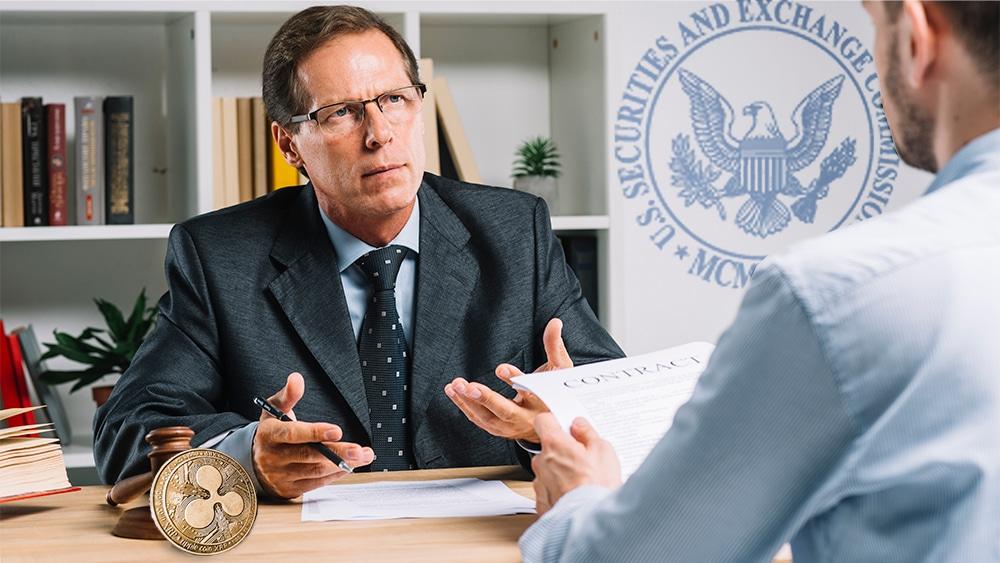 ripple SEC acuerdo legal demanda