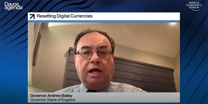 andrew bailey ponencia davos agenda