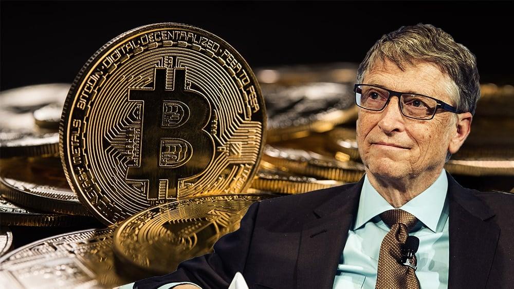 bill gates opinión Bitcoin