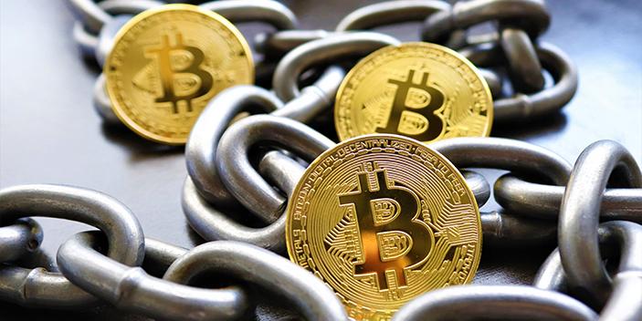 cadena bloques bitcoin transacciones