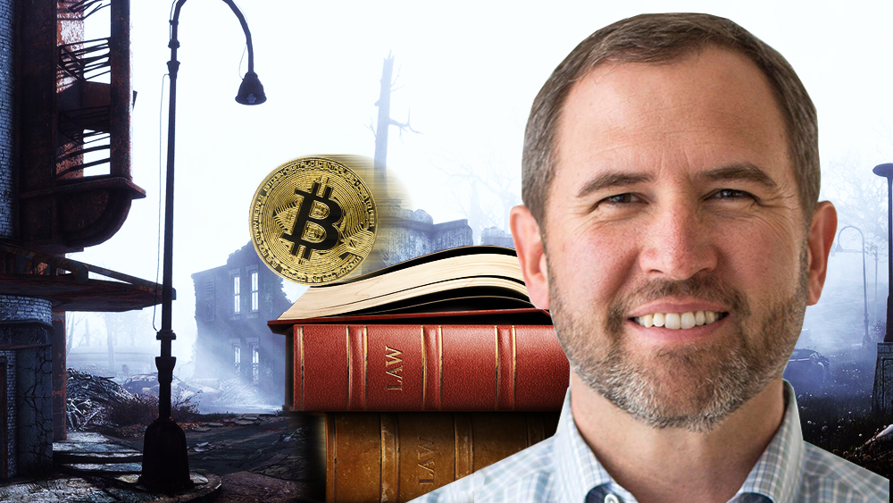 marco regulatorio criptomonedas Estados Unidos Brad Garlinghouse